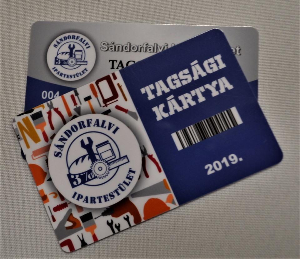 tagsági kártya